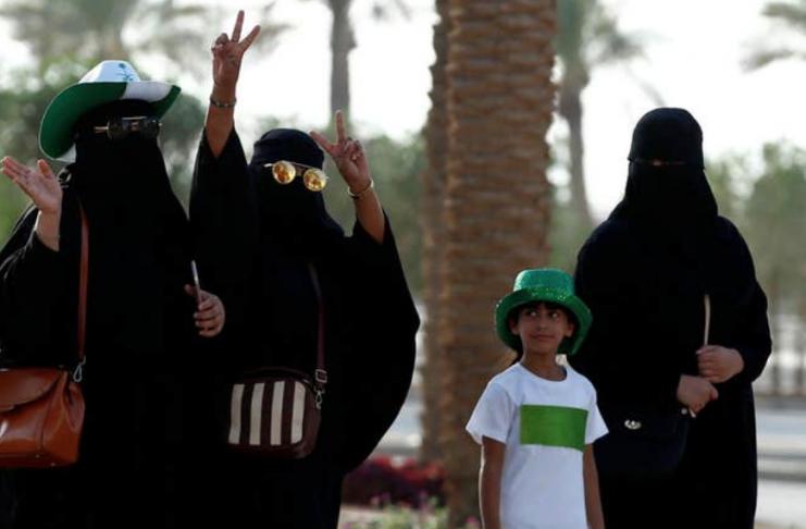 Saudi Arabia setur ný lög um frelsi kvenna
