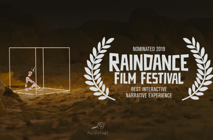 Huldufugl tilnefnd til verðlauna á Raindance Festival