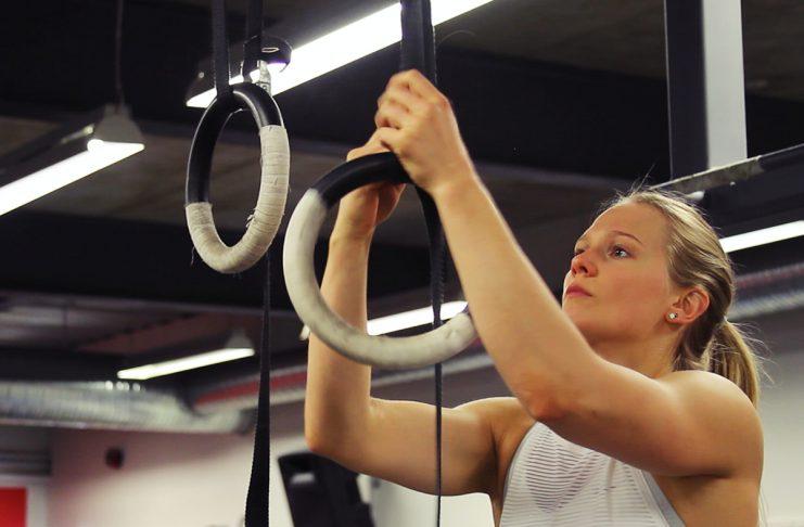 """""""Mikil vonbrigði að komast ekki á CrossFit-leikana.""""—SKE spjallar við Þuríði Helgadóttur (myndband)"""