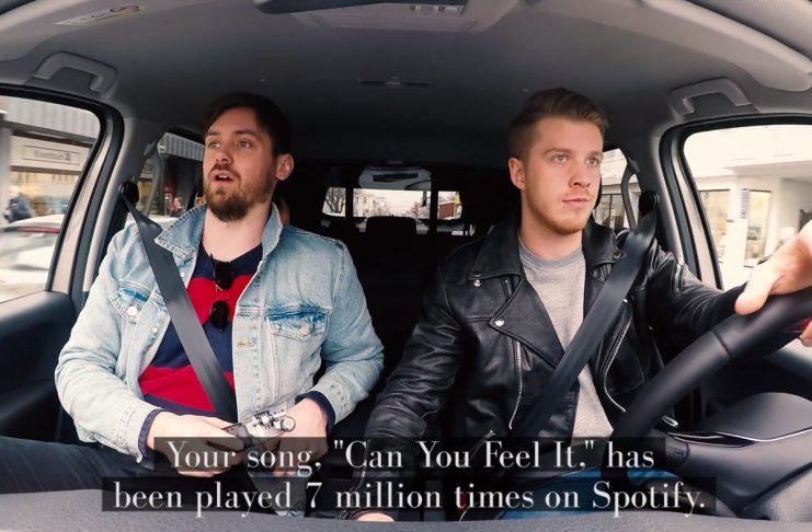 """""""Minna en króna fyrir hverja spilun á Spotify."""" – SKE kíkir á rúntinn með Birgi"""