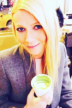 Gwyneth's lifestyle blog extols the virtues of healthy living, as do her cookbooks