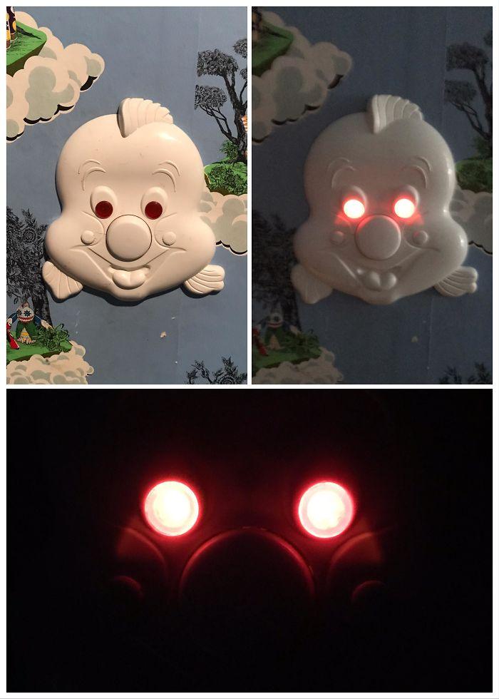 Light Switch In Kids Room