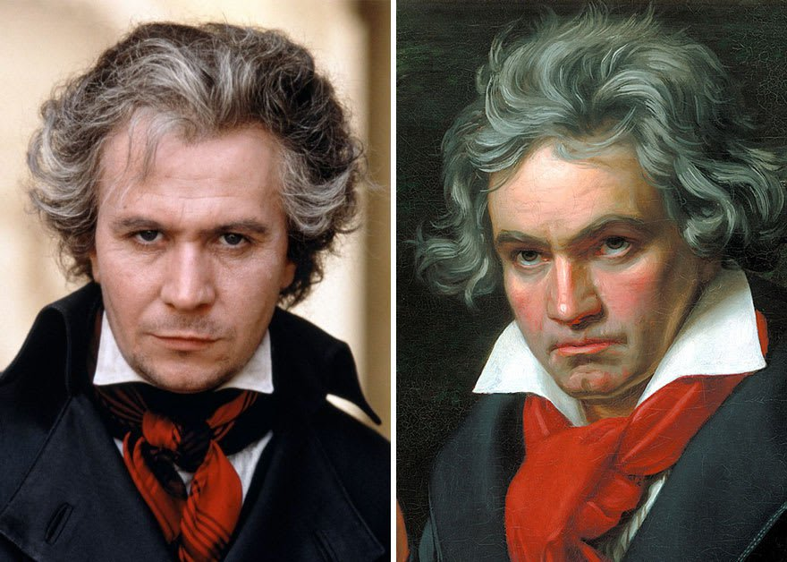 Gary Oldman As Ludwig Van Beethoven In Immortal Beloved (1994)