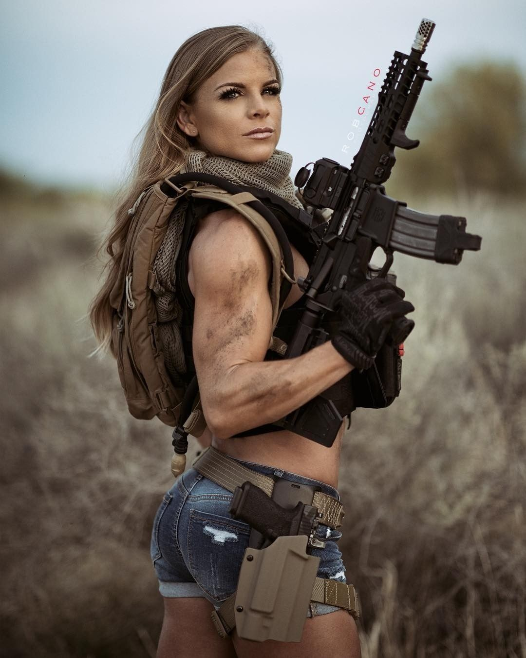 40 Fine Ladies Supporting The Second Amendment