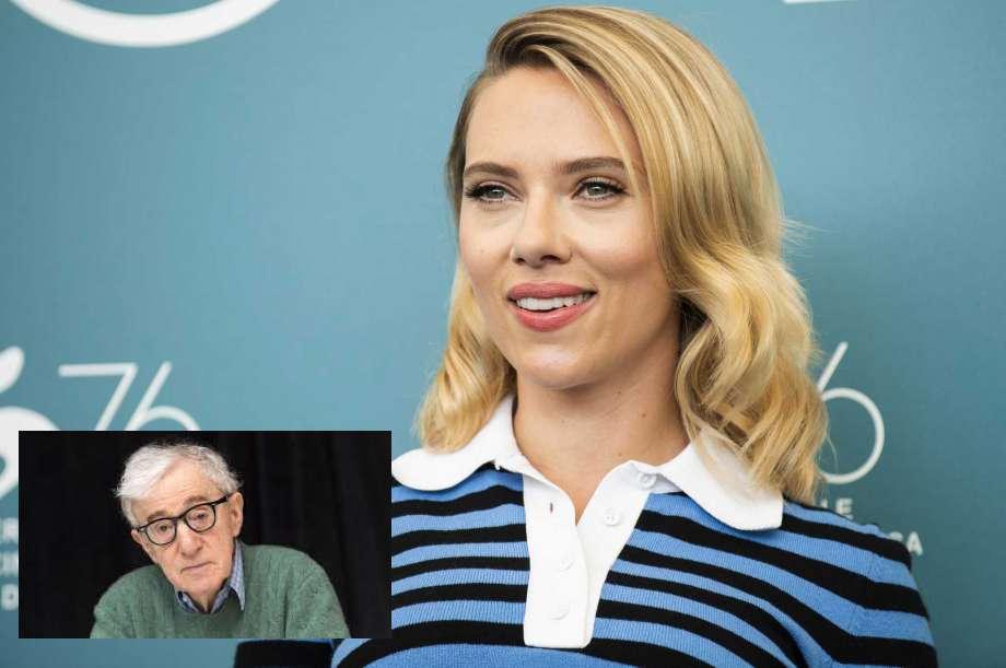 Scarlett Johansen ver Woody Allen