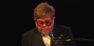 Elton John  Taron Egerton - Rocketman Cannes - Nútíminn