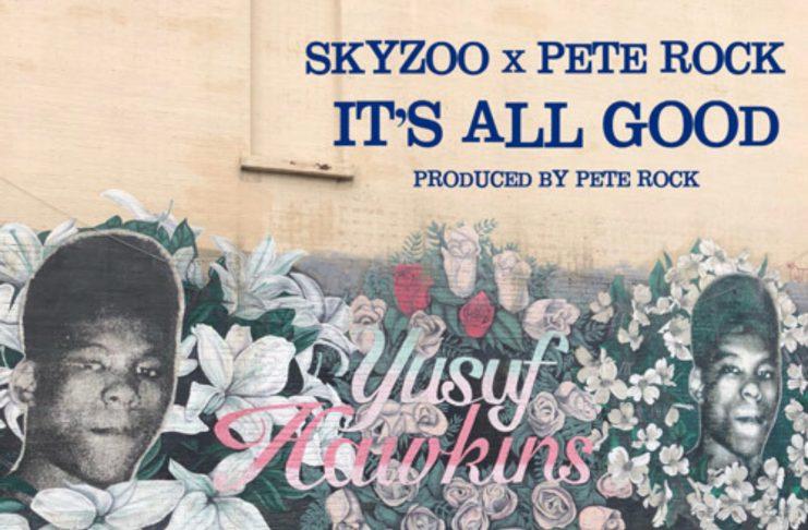 Allt í góðu hjá Skyzoo og Pete Rock—nýtt lag: