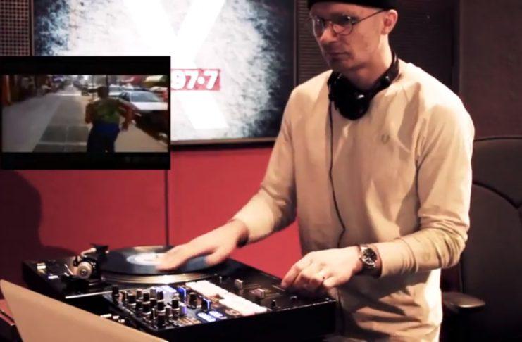 DJ B-Ruff heiðrar minningu Biggie með syrpu í Tetriz