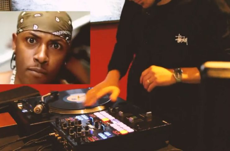 DJ B-Ruff með sjóðheita syrpu í Tetriz (myndband)