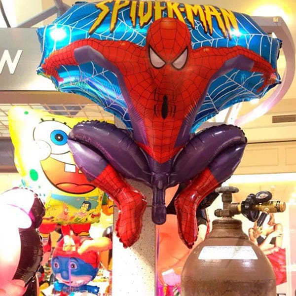 Epic Toy Design Fails spiderman balloon
