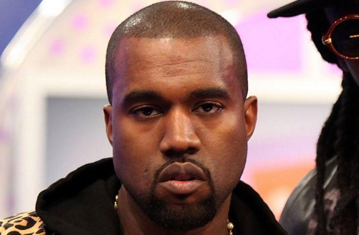Kanye West hefur brosað 7 sinnum á ævinni - Og það náðist allt á mynd