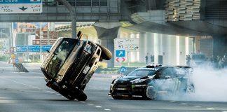 Ken Block tekur RUGLAÐAN akstur gegnum Dubai! - MYNDBAND