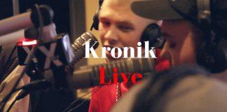 "Landaboi$ ""freestyle-a"" í Kronik (2 myndbönd)"