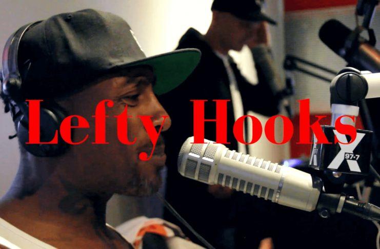 Lefty Hooks rappar yfir Bobby Shmurda í Kronik