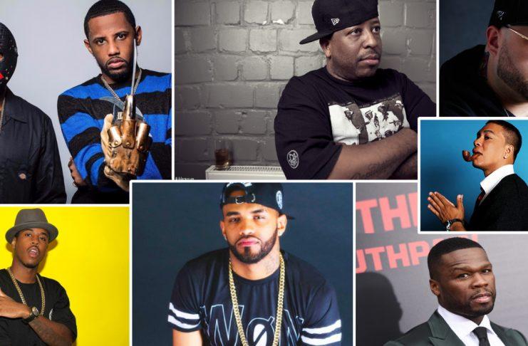 Nýtt frá 50 Cent, Joyner Lucas, Fabolous o.fl.