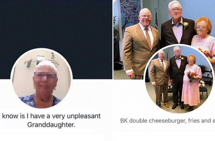 11 gamlar konur með SVAKALEGAR Facebook kynningar - Fólk getur ekki hætt að hlæja að þessu! - MYNDIR