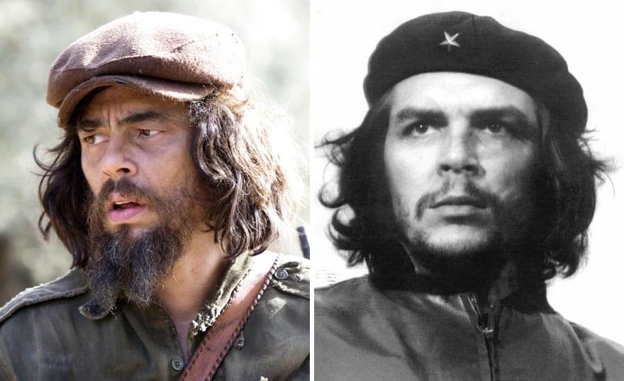 Benicio Del Toro As Ernesto