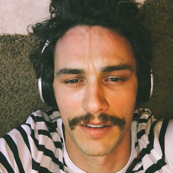 Photo courtesy of @jamesfrancotv on Instagram