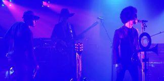 Sjaldgæft myndband af Prince og Kendrick Lamar saman á sviði