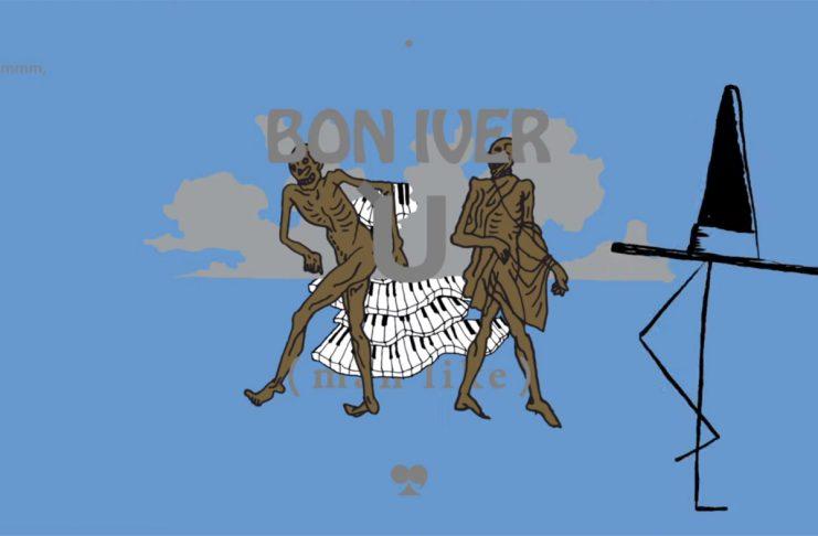 Tvö ný lög frá Bon Iver: