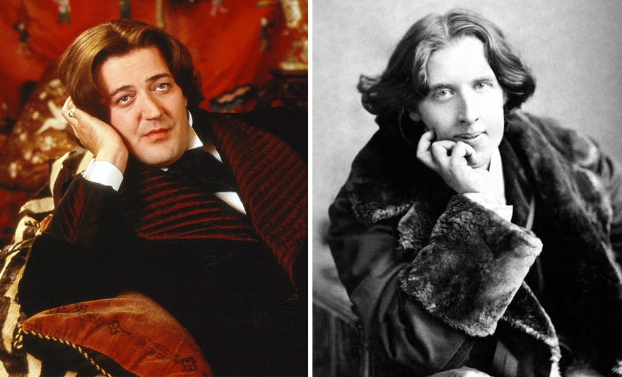 Stephen Fry As Oscar Wilde In Wilde (1997)