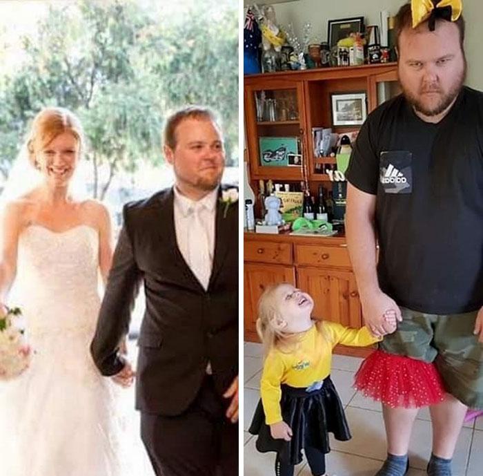 Honeymoon's Over!