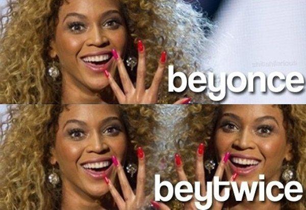 Beyonce Funny Pun