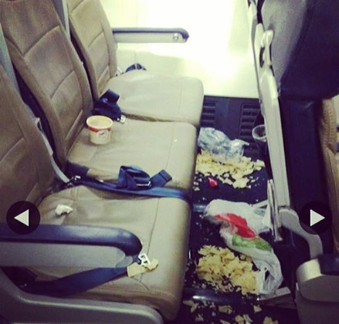 Aftermath Of Two Adult Passengers (Not 478 Children)