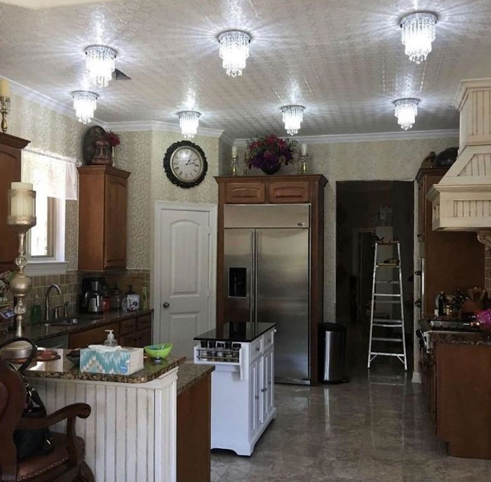 Blanche Done Blown The Whole Island Budget On Her Chandeliers