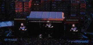 Elton John  Taron Egerton -  Your Song -  Hove England - Nútíminn