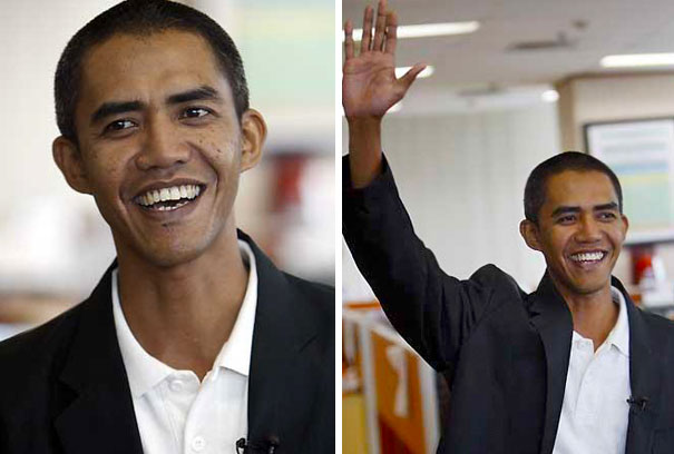 Indonesian Barrack Obama