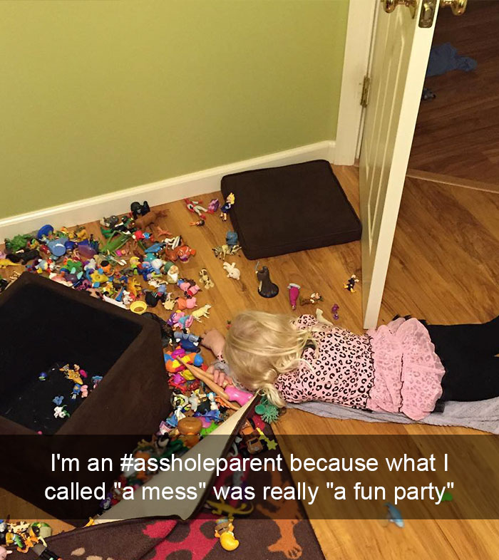 I'm An #assholeparent Because What I Called