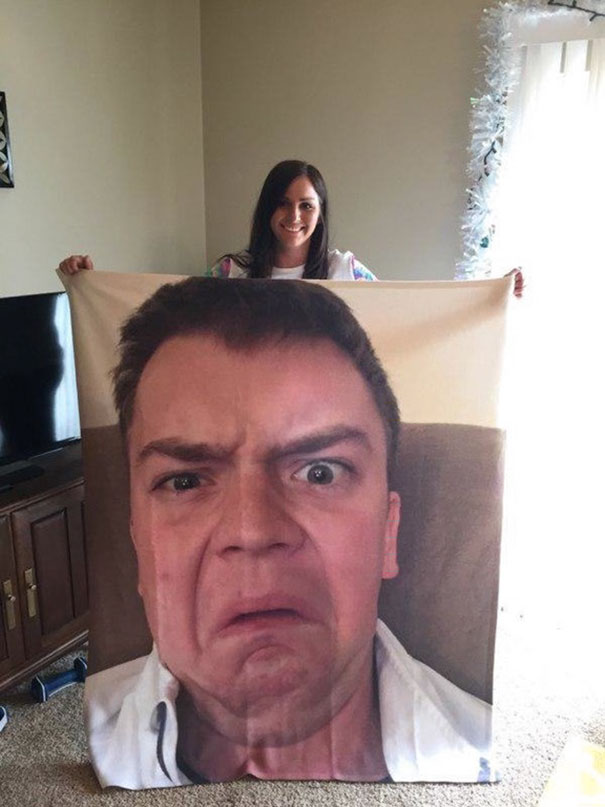 """My Dad Calls It My Virginity Protection Blanket Or """"V.P.B."""" For Short"""