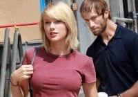 Gripinn við að glápa á Taylor Swift og endaði í myndaveislu - myndir