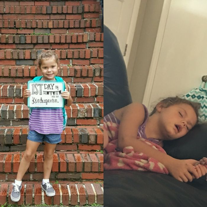 Kindergarten Comes In With A Tko
