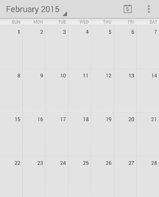 Perfect Month