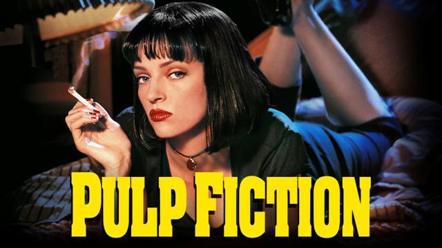Hversu oft var BLÓTAÐ í Pulp Fiction? - Nú svona oft! - MYNDBAND