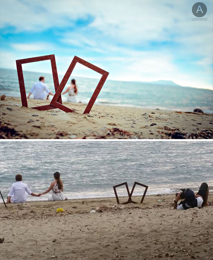 Reality Behind Photography