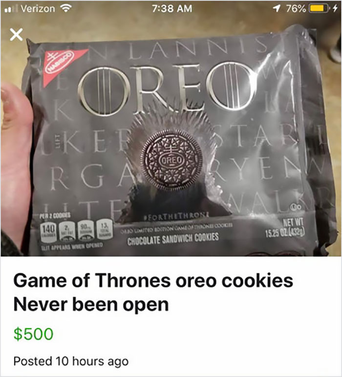 These Oreos You Can Get At The Drugstore For $5