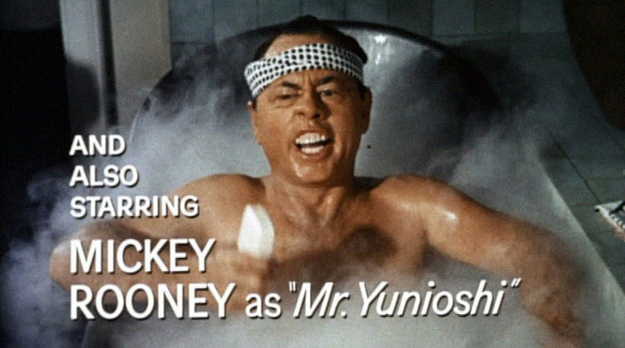 The Japanese Landlord In Breakfast At Tiffany's