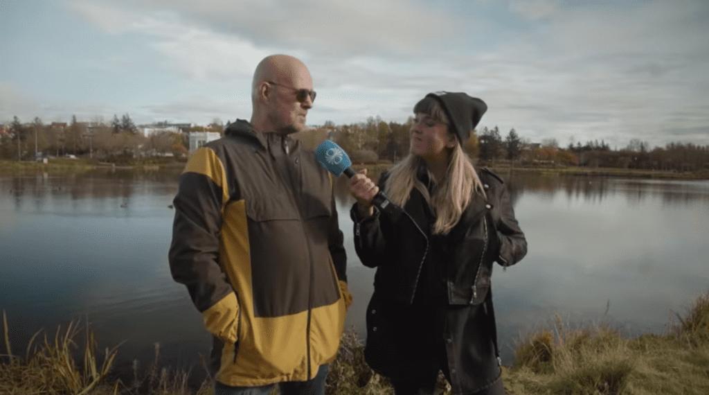 Berglind Festival fagnaði 100. þætti Vikunnar