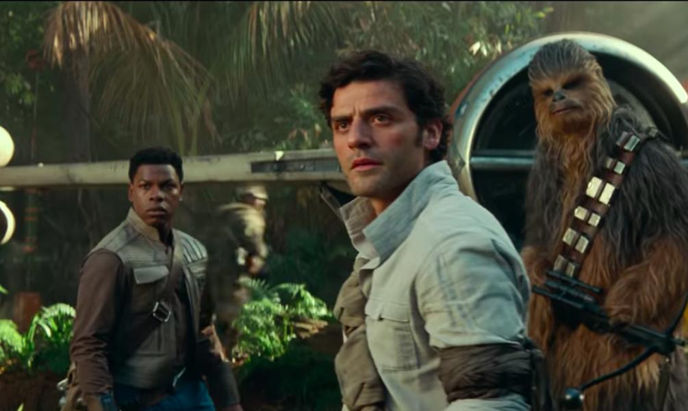 Sjáðu lokastikluna fyrir Star Wars –The Rise of Skywalker