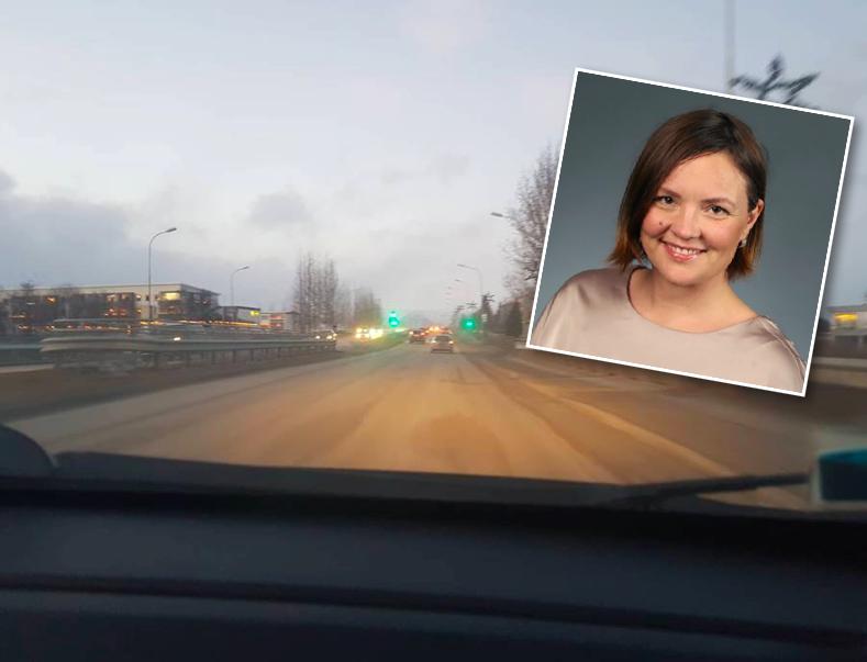 Forgangsmál að koma í veg fyrir svifryksmengun á Akureyri