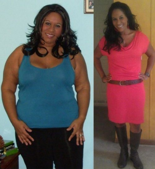 amazing health transformations 16 Girls who made amazing transformations in the name of health (30 Photos)
