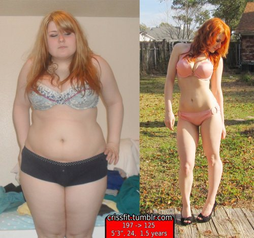 amazing health transformations 25 Girls who made amazing transformations in the name of health (30 Photos)