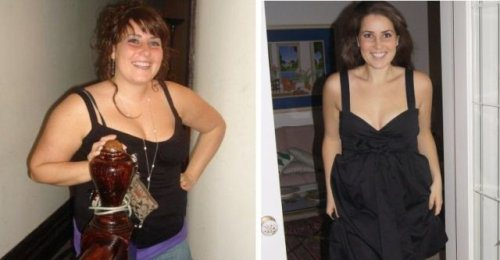 amazing health transformations 19 Girls who made amazing transformations in the name of health (30 Photos)