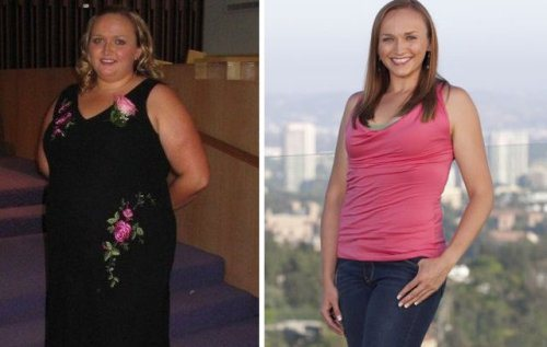 amazing health transformations 18 Girls who made amazing transformations in the name of health (30 Photos)