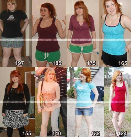 amazing health transformations 21 Girls who made amazing transformations in the name of health (30 Photos)