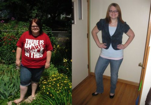 amazing health transformations 23 Girls who made amazing transformations in the name of health (30 Photos)