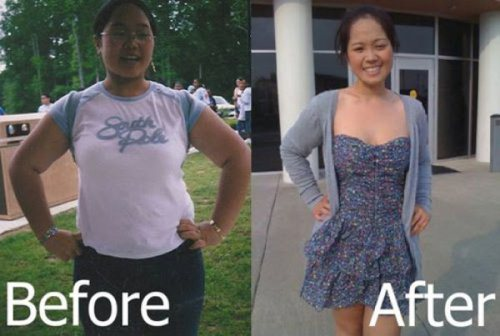 amazing health transformations 9 Girls who made amazing transformations in the name of health (30 Photos)
